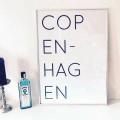 Copenhagen Poster Design