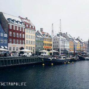 Nyhavn, Metropolife, Copenhagen, Denmark