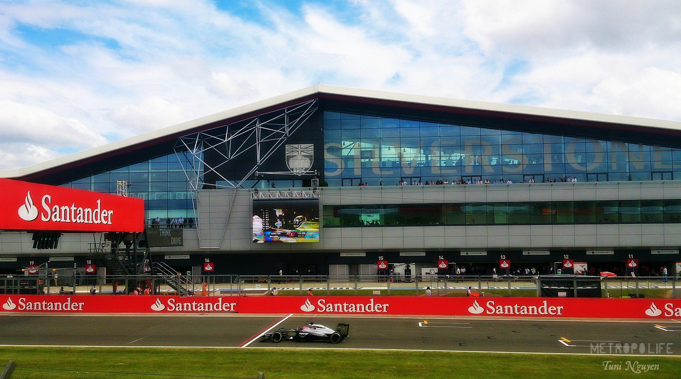 Formula1 track