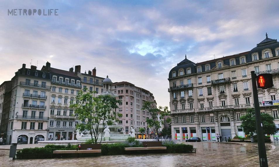 Beautiful Lyon (Place des Jacobins)