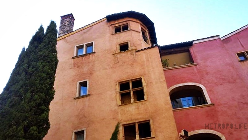 Vieux Lyon, shot by my friend Berenika :)