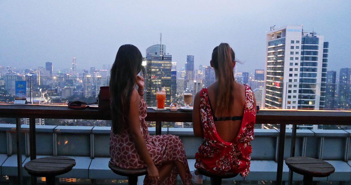 skybar Jakarta