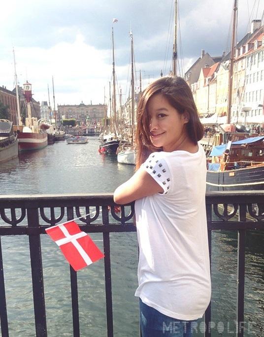 first day in Copenhagen