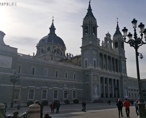 Madrid Palce