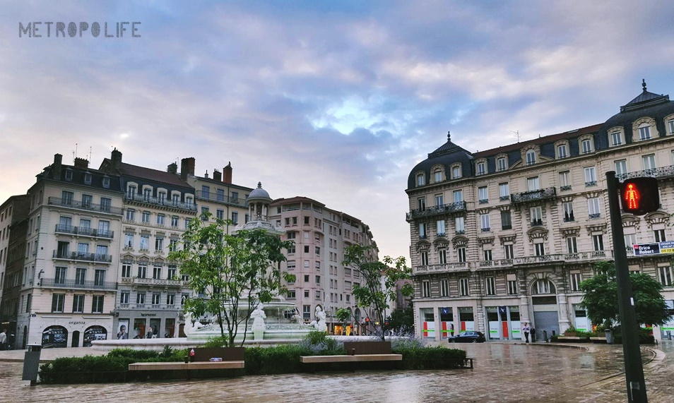Beautiful Lyon (Place des Jacobins)