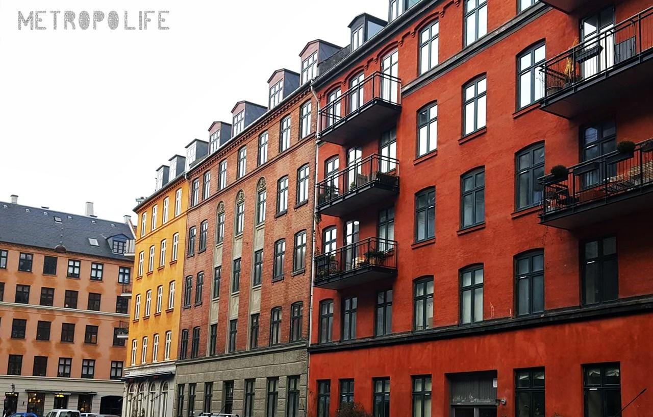 Norrebro, Copenhagen