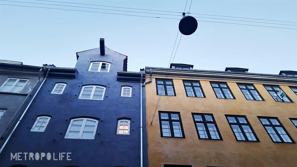 Copenhagen facades