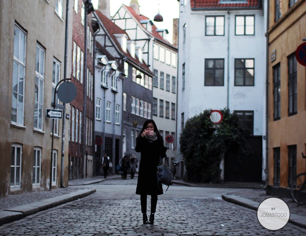"I hope you enjoyed our little ""walk"" in Copenhagen :)"