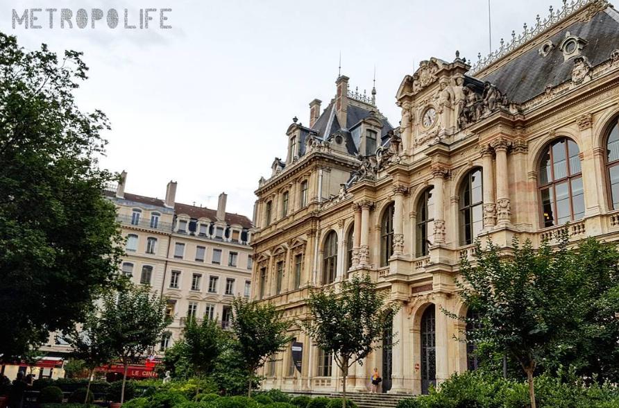 Palais de la Bourse de Lyon