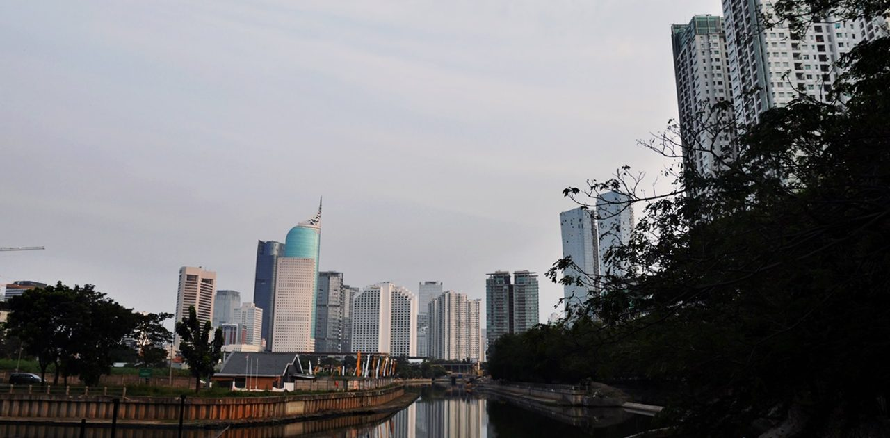 CBD View from Thamrin City