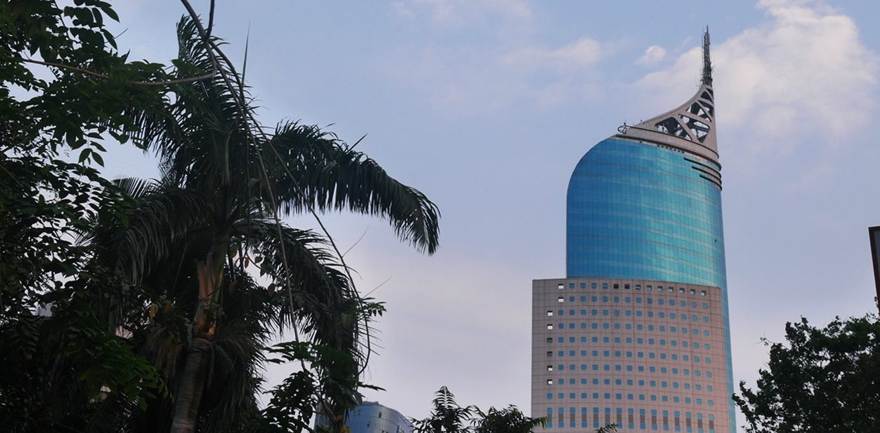 Wisma 46 in Jakarta