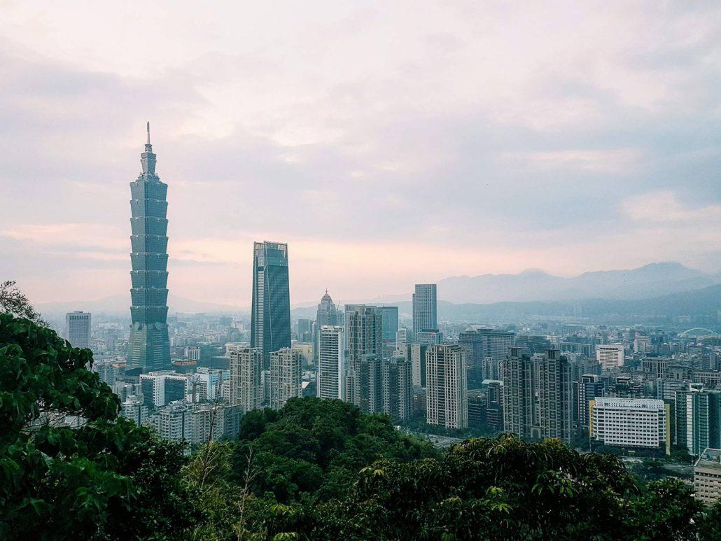 Taipei Xiangshan Tuni