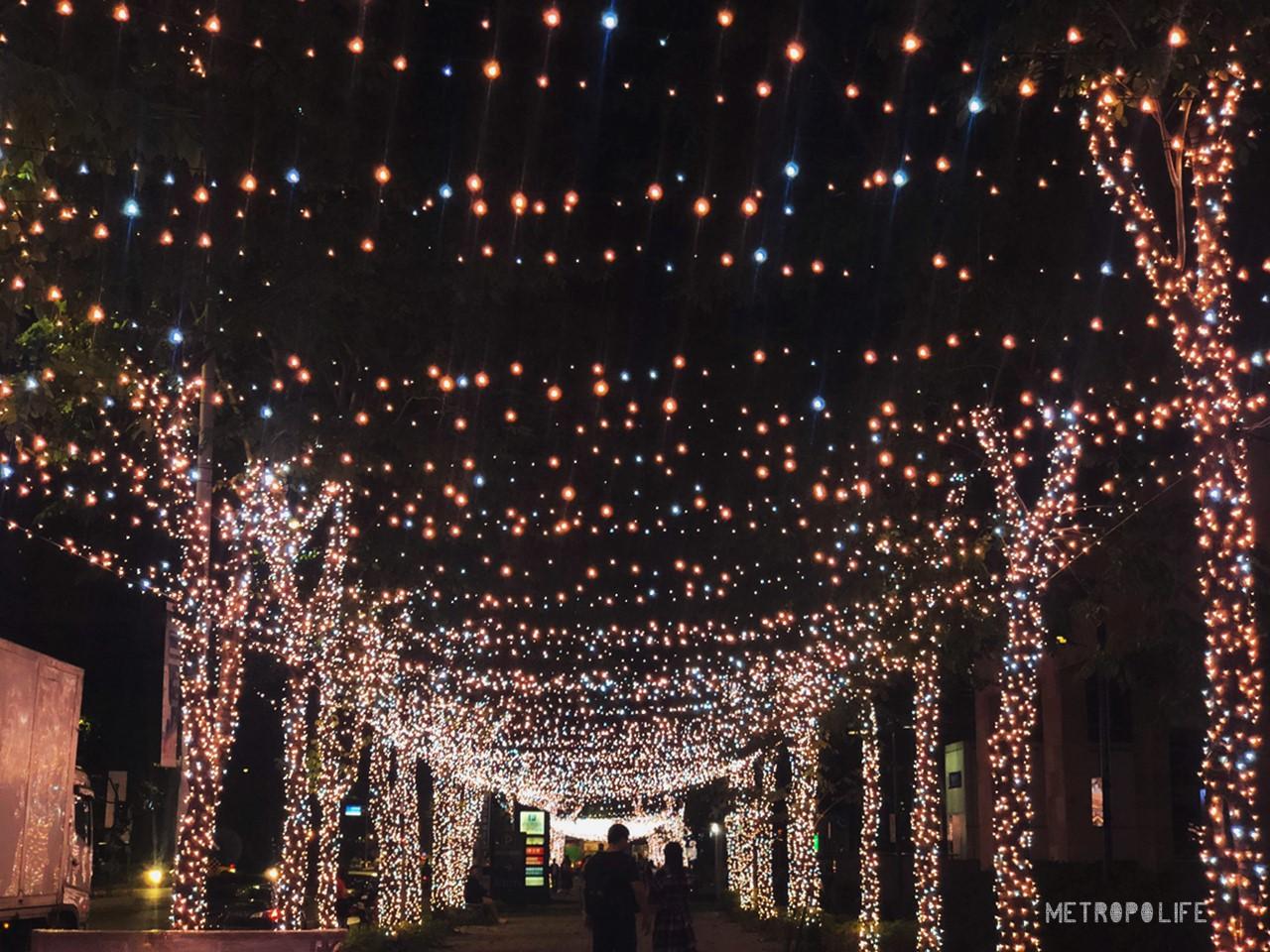 Christmas Land.台北 Christmas Land In New Taipei City Christmas Lights In