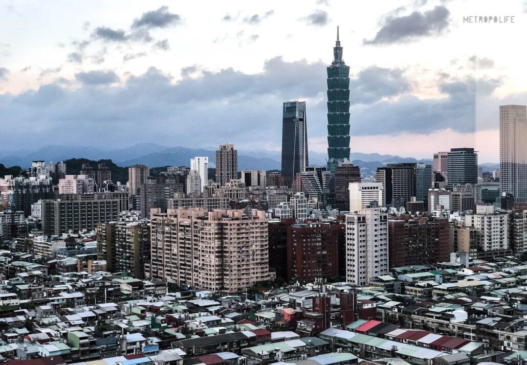 Taipei 101 Taiwan Tuni